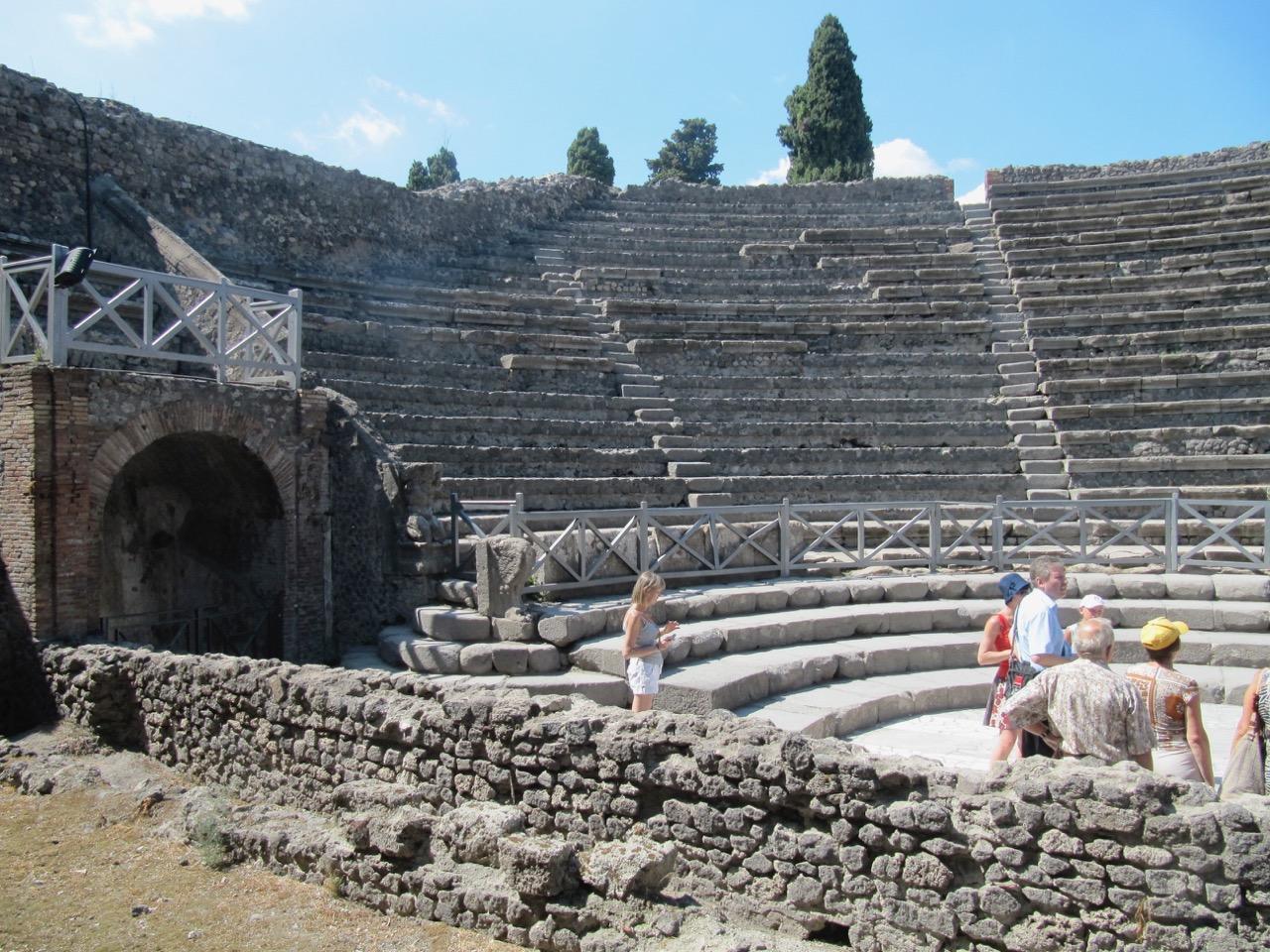 Sorrento – Pompeii, Italy