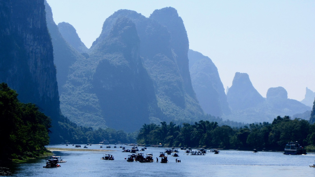 Guilin and the Caves
