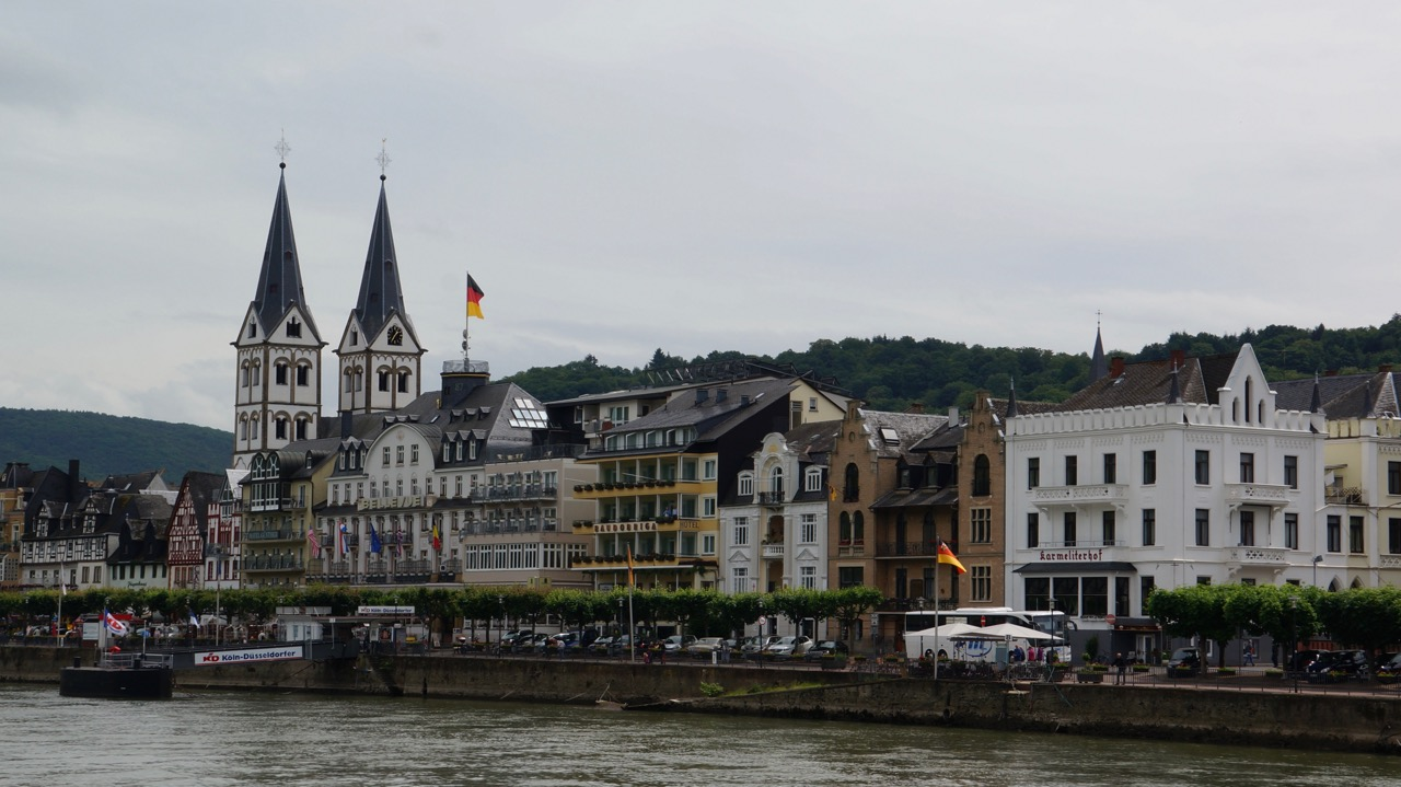 Koblenz – The Middle Valley Rhine