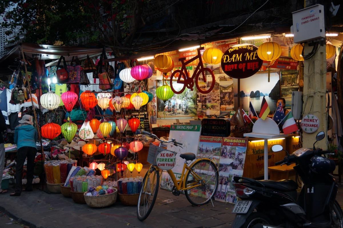 Hoi An – A Shoppers Paradise in a Viet Nam