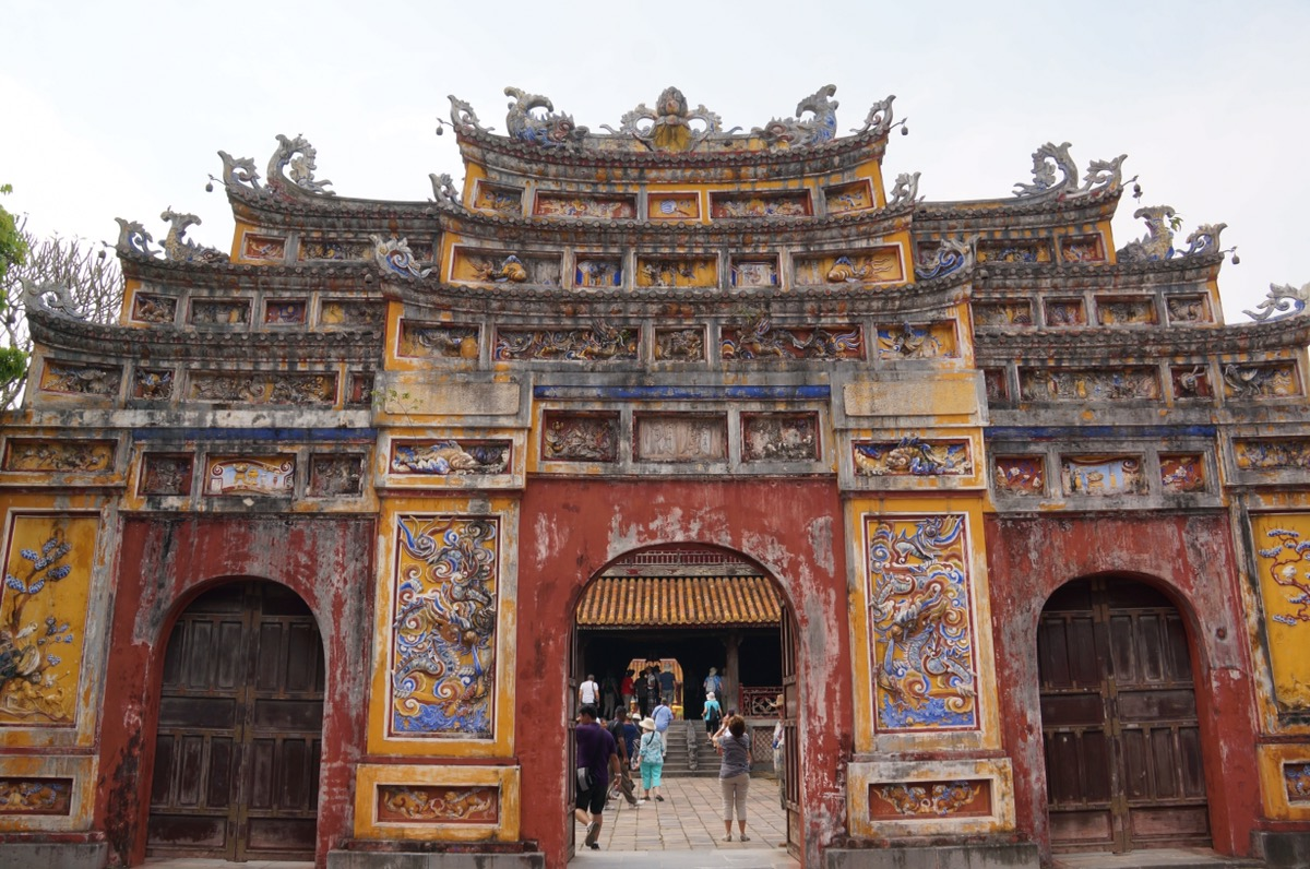 Hue and the Forbidden City