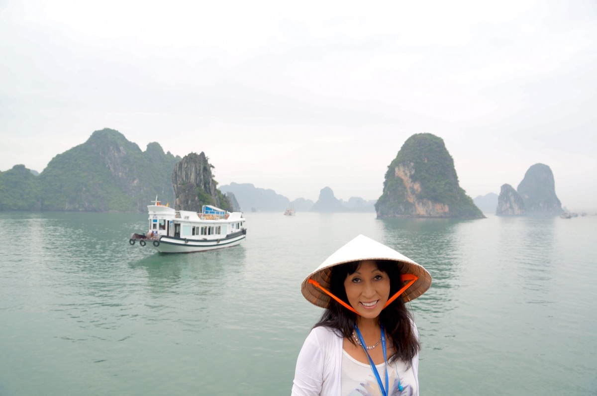 A Beautiful Day in Ha Long Bay
