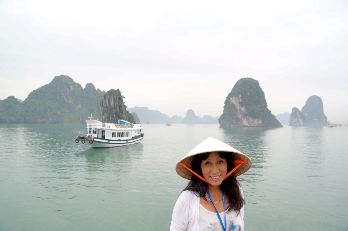 A Beautiful Day in Ha Long Bay