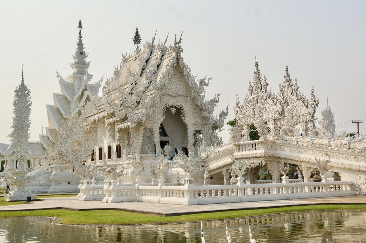 The White Temple – Wat Rong Khun