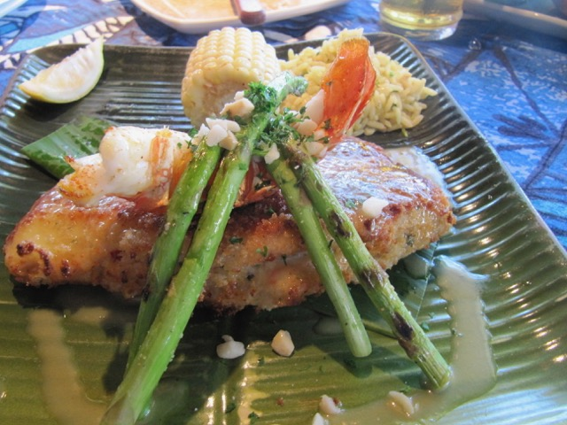 Mama's Fish House…a fabulous place to dine