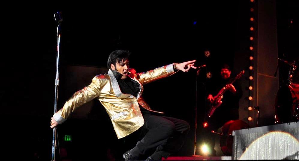 Burn'n Love…Elvis is in the House!