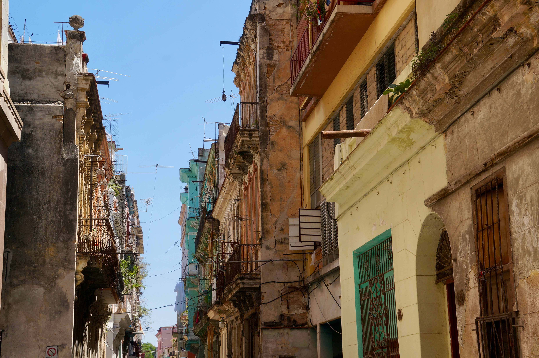 La Habana Vieja – Old Town Havana, Cuba