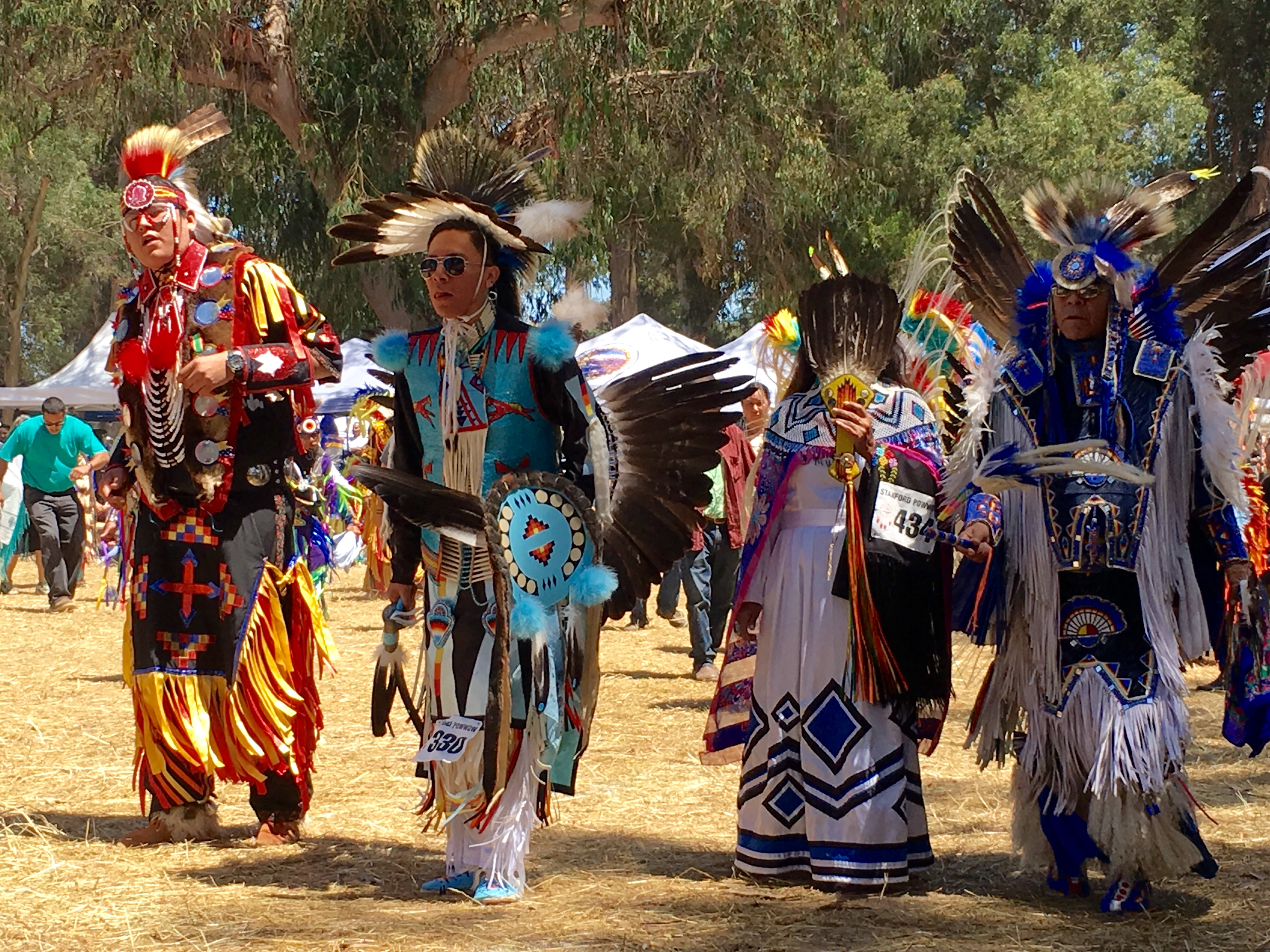 Stanford American Indian Powwow