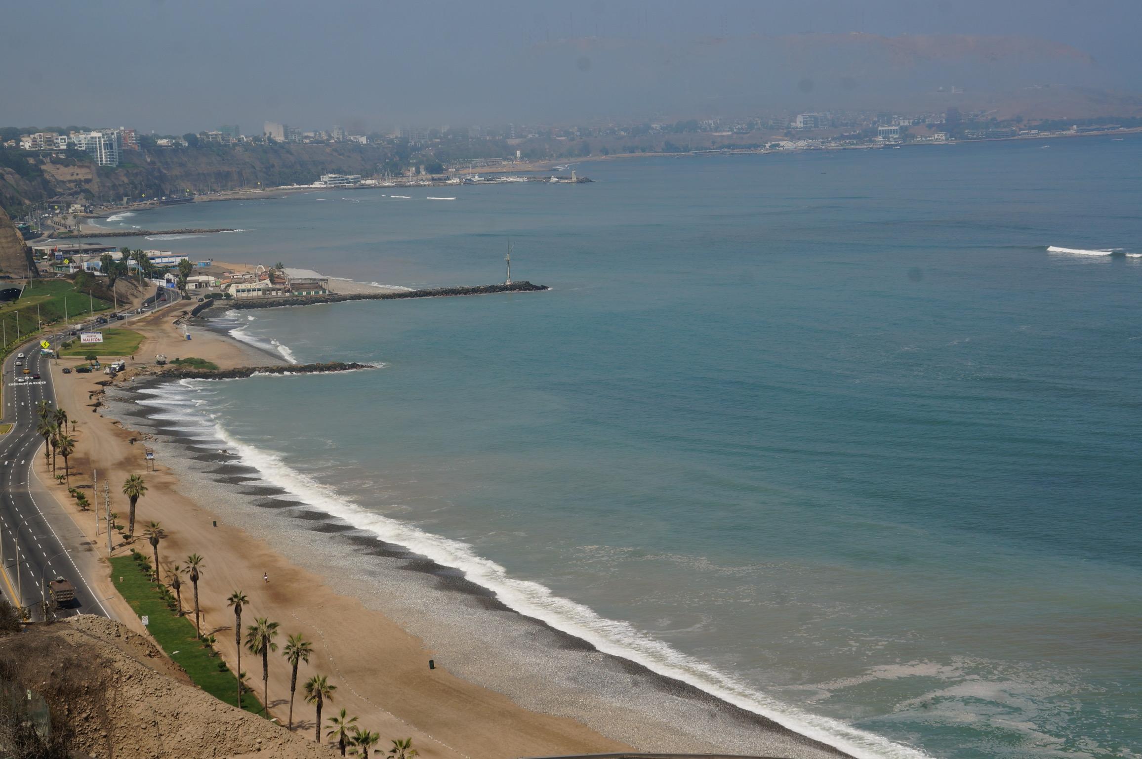 A day in Lima, Peru