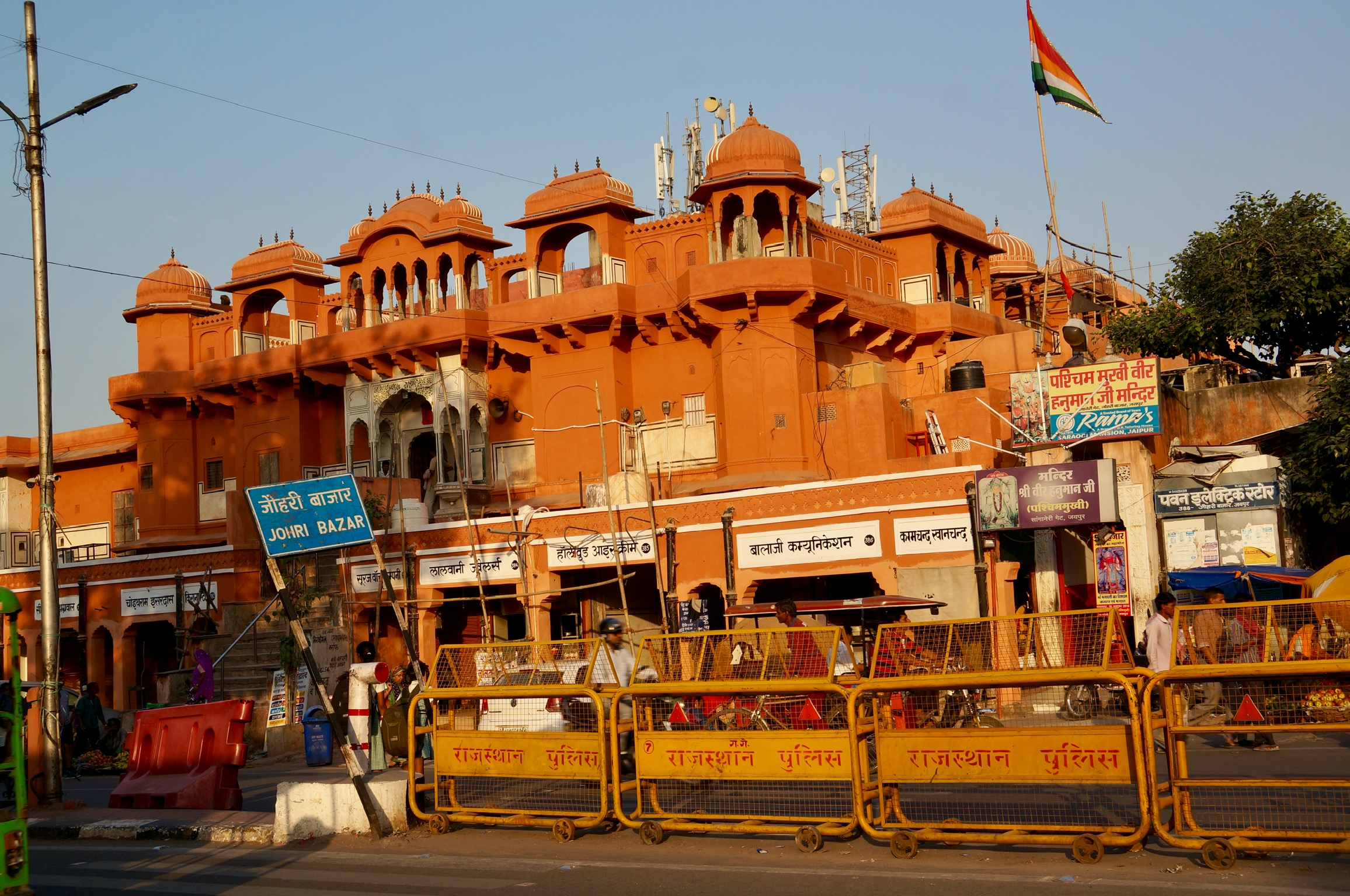 The Pink City…Jaipur