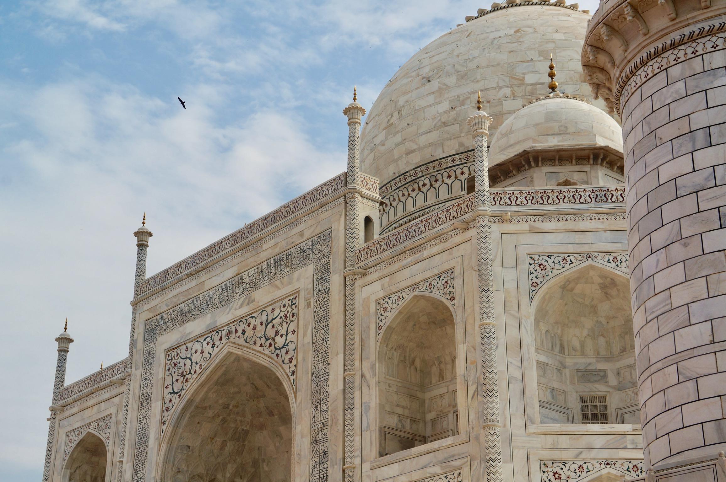 Taj Mahal…the Crown Palace