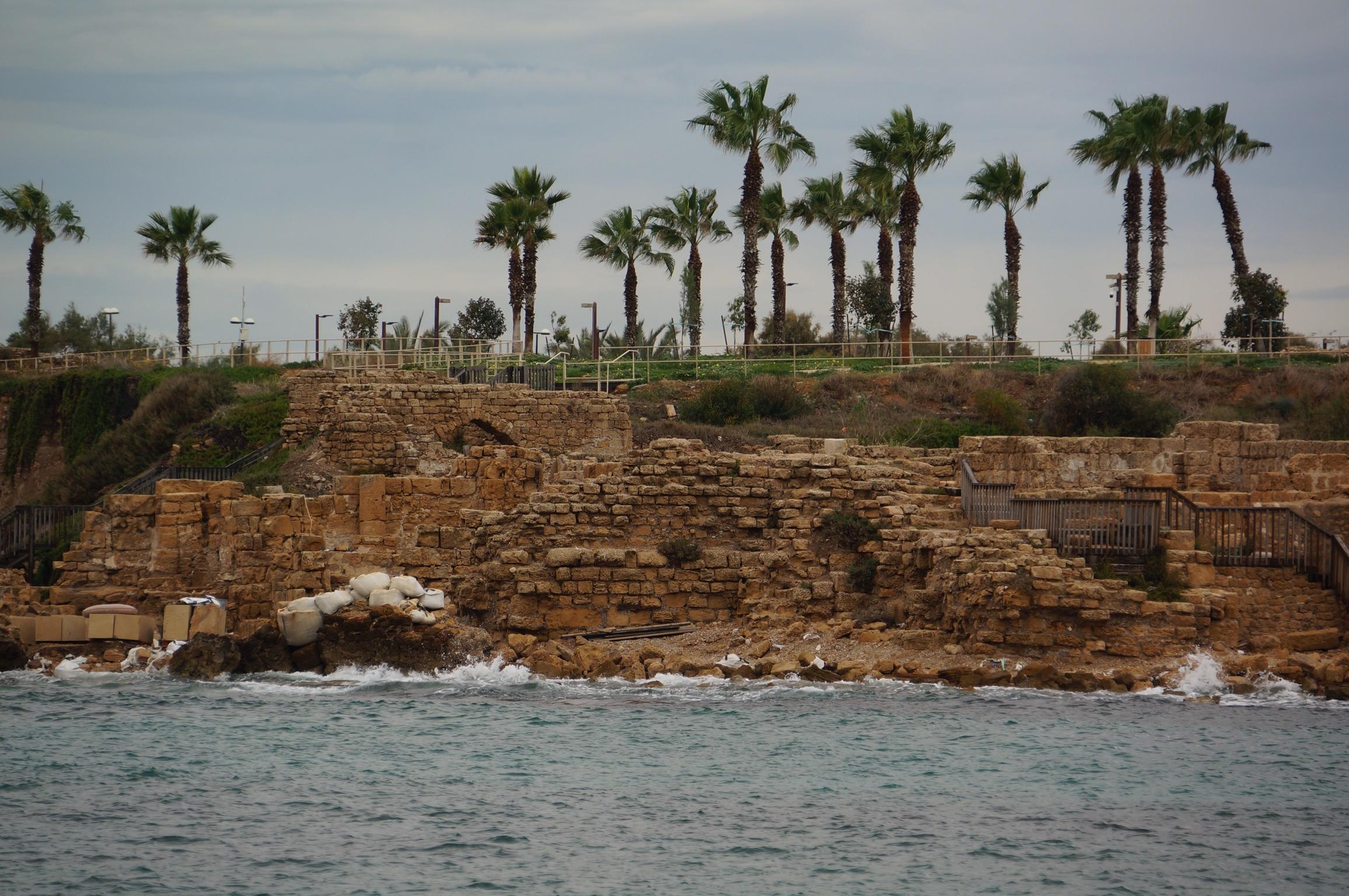 King Herod, Cesarea, and the Sea of Galilee
