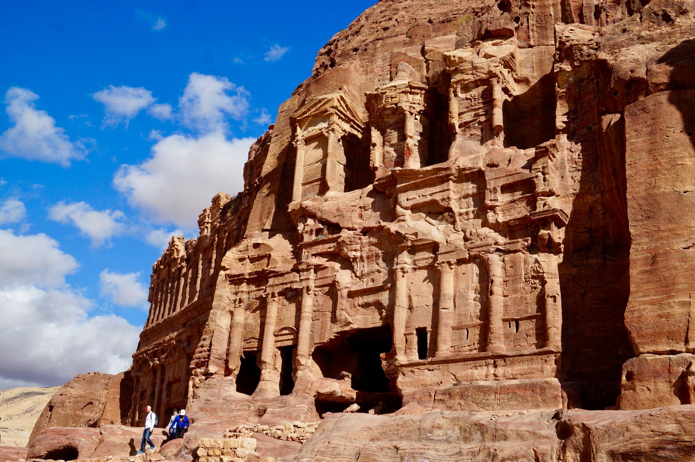 Ancient Petra!