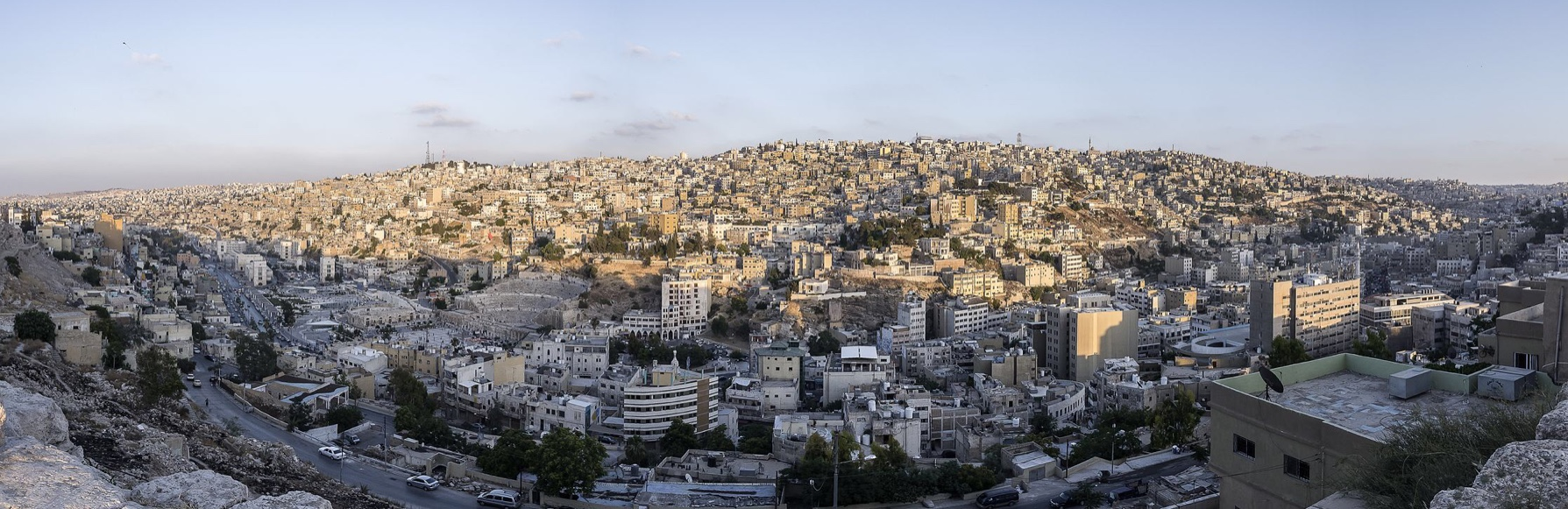 Amman, Jordan…oldest city on earth