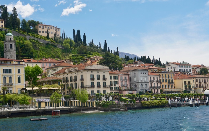 The Romance of Lake Como & Bellagio