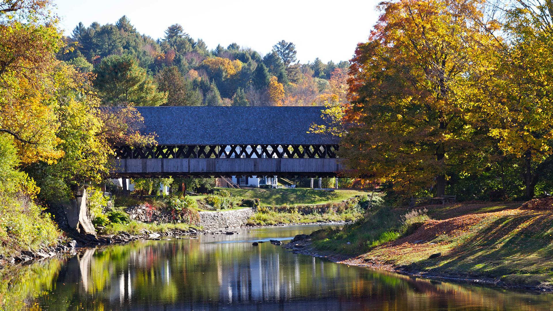 Sweetest town in America – Woodstock
