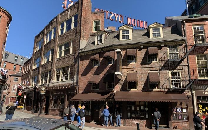 Bean town…Boston